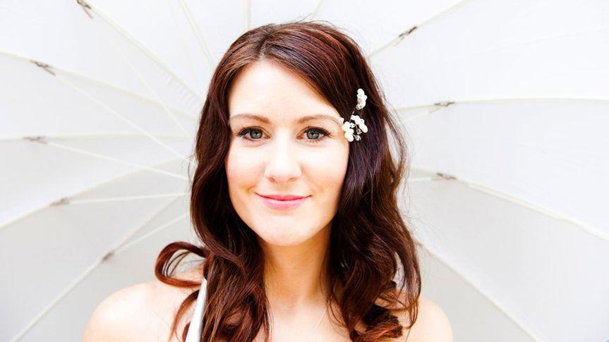 Bride Lisa - Make Up Artist Wedding