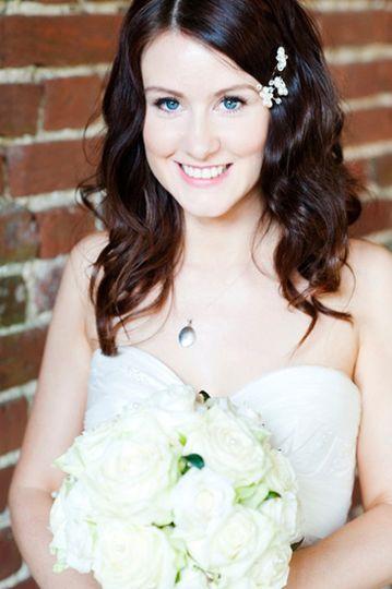 Bride Lisa - Wedding Day Make Up