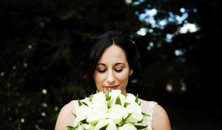 Bride Kirsty - Bridal Make Up Artist