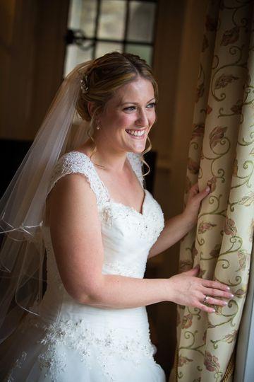 Full bridal look