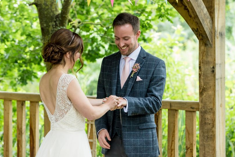 Outdoor Ceremony Photography