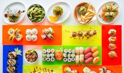 Tropical Sushi