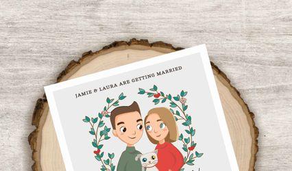 Georgia Yates Wedding Stationery