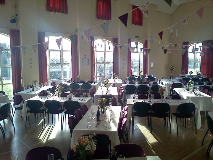 Weddings at the Hall