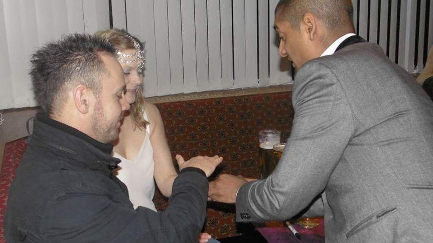 Abz - wedding magician