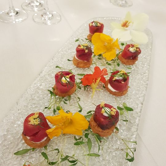 Fantastic Canapes by Dish