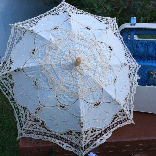 Vintage parasoul