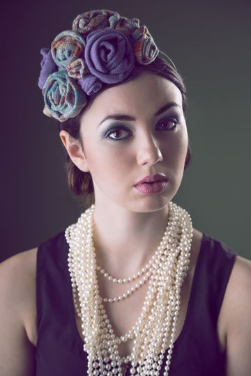 Contemporary hair & makeup