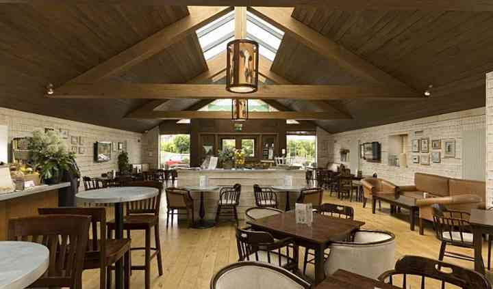 Byre dining area