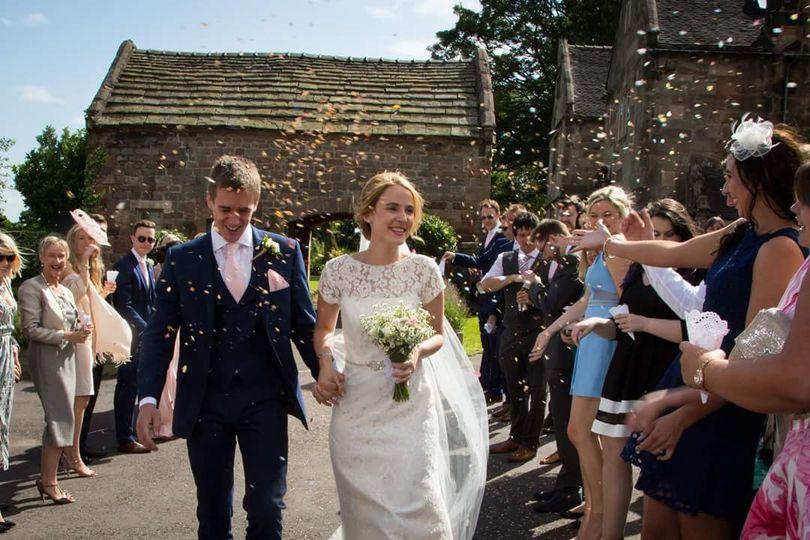 Kate marlors wedding