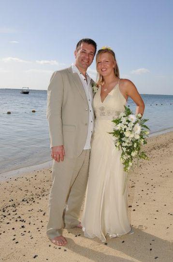 My own wedding/honeymoon!