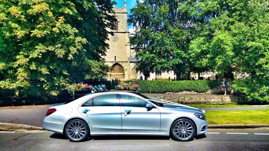 Aura - Mercedes Benz S Class