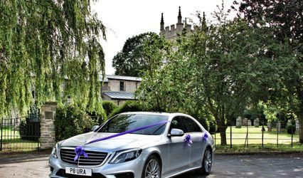 Aura Wedding Cars 1
