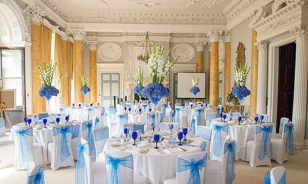 Stoneleigh Abbey Weddings
