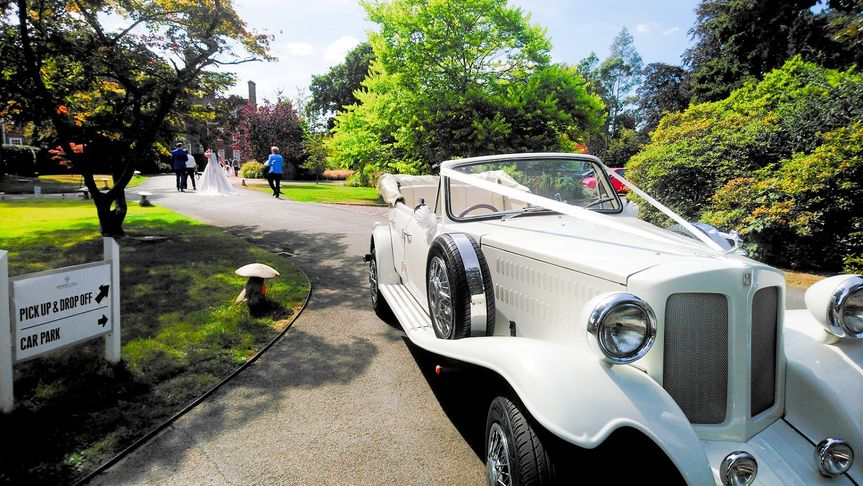 CWC Wedding Car Hire