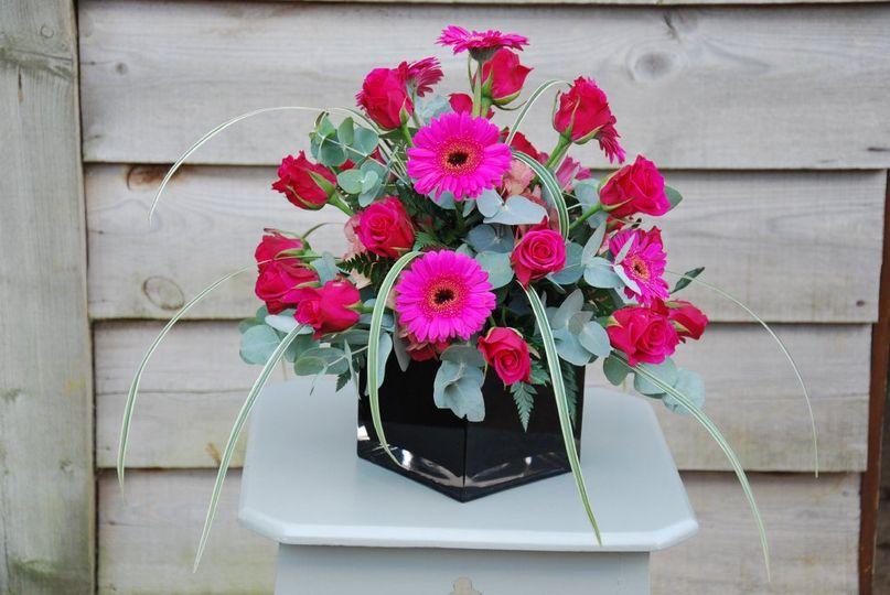 Cube Vase Design