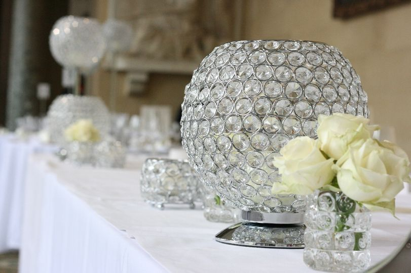 Low crystal globes
