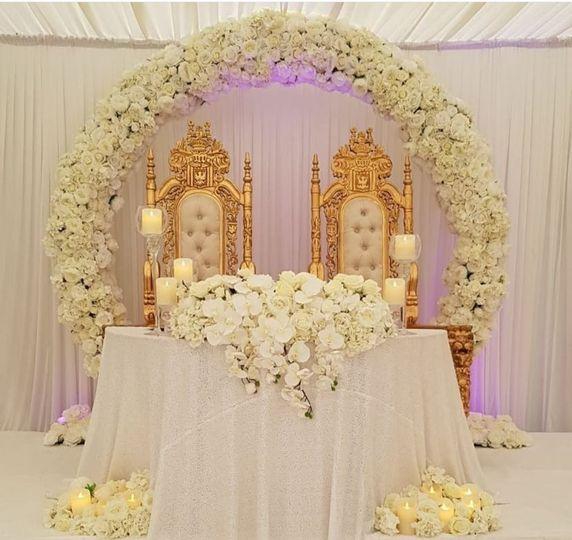 Roseline B Weddings & Events