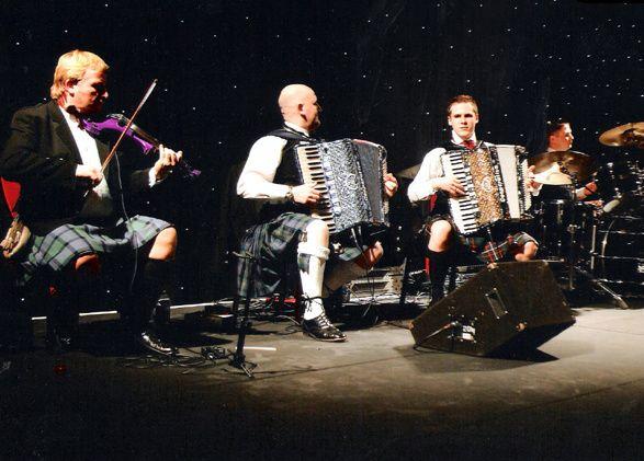 Live Wedding Band Scotland