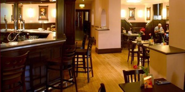 The Celtic Royal Hotel bar