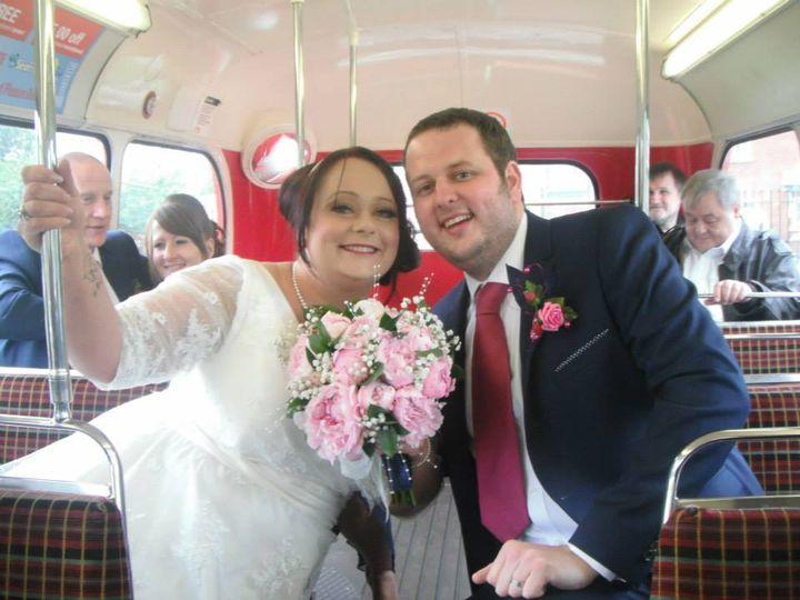 Last minute bride