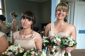 Contemporary Wedding Hair and Make-up