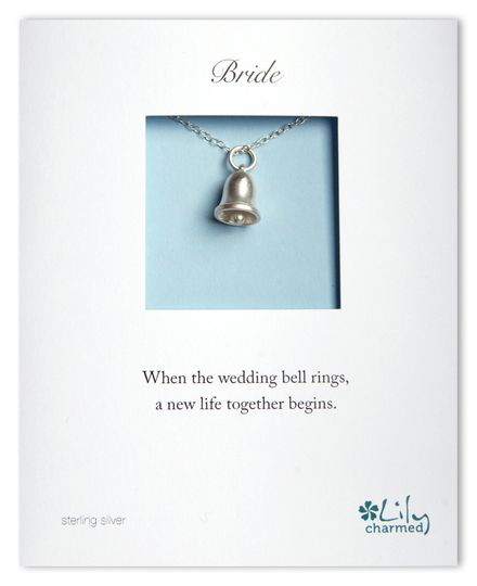 Bride Bell Necklace