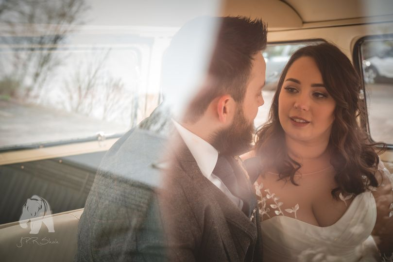 Shotton Grange Wedding