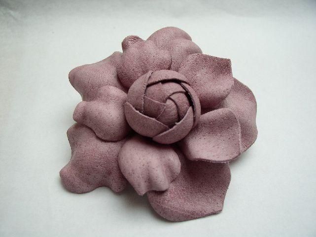 Leather Gardenia