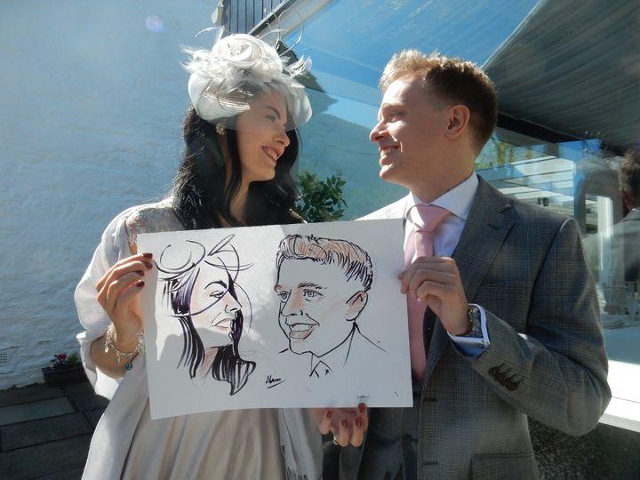 Wedding in the sun1