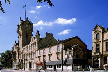 Rutherglen Town Hall