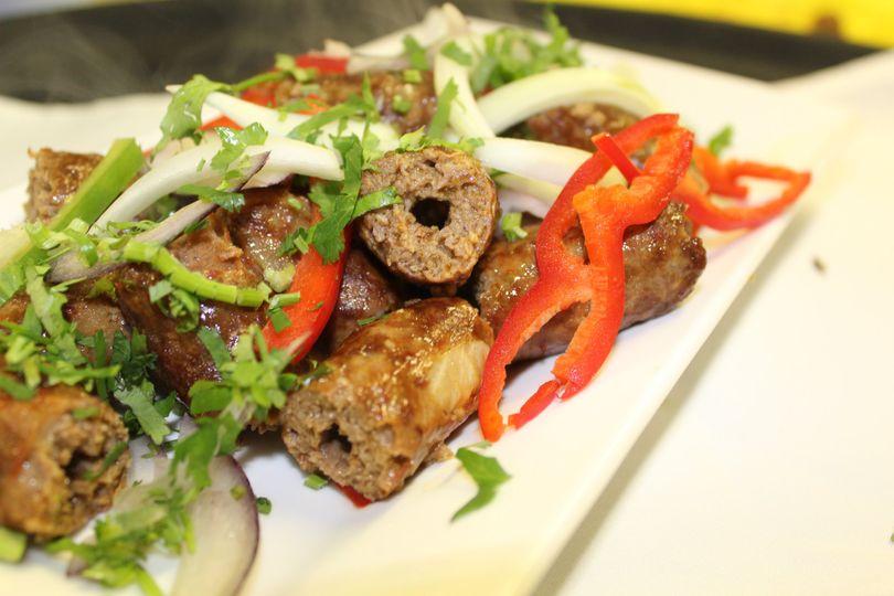 Sheekh Kebabs