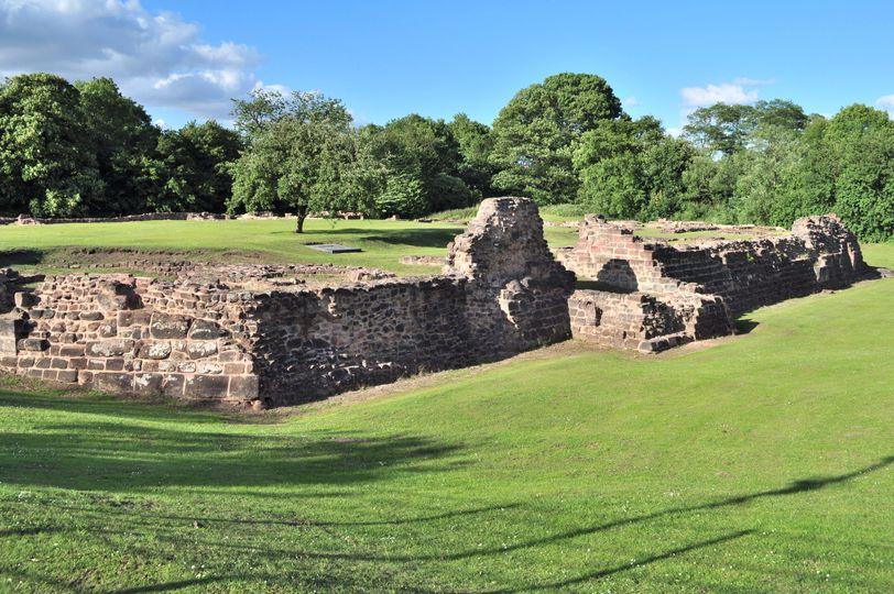 Weoley Castle Ruins