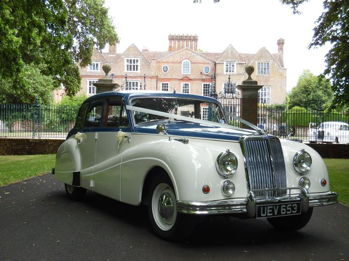 1958 Armstrong Siddeley