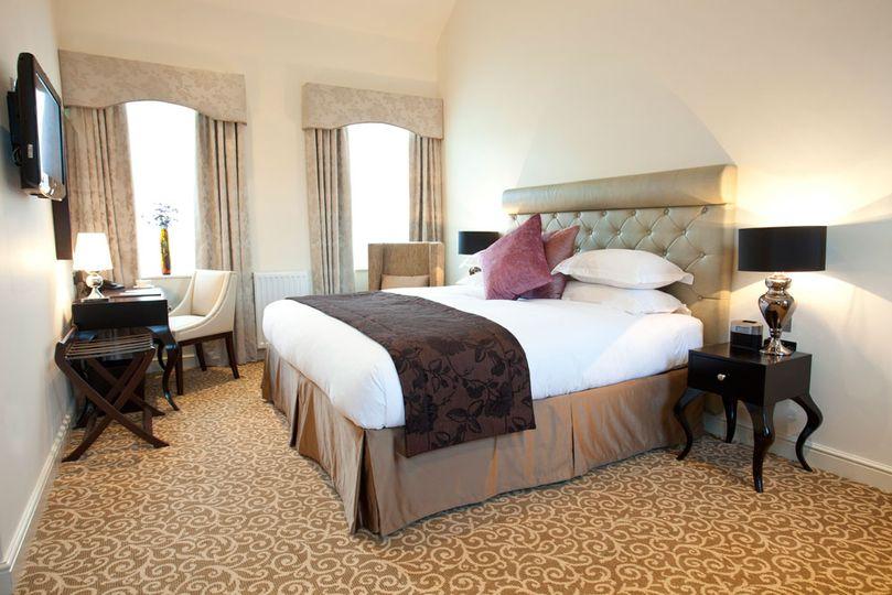 Abbey Suite bedroom