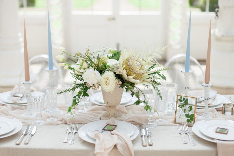 Elegant Conservatory Wedding