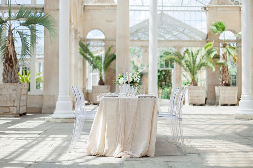 Elegant Conservatory Wedding