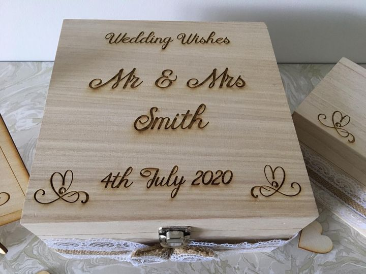 Personalised Couples Name