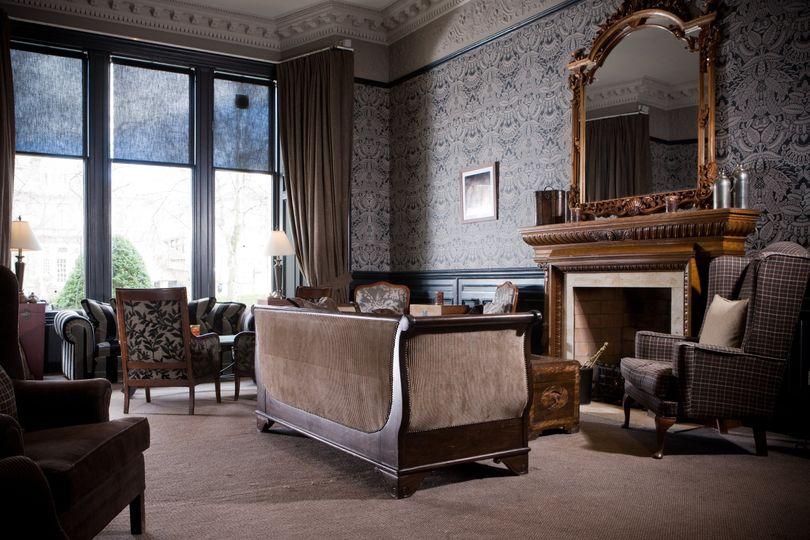 Macallan lounge