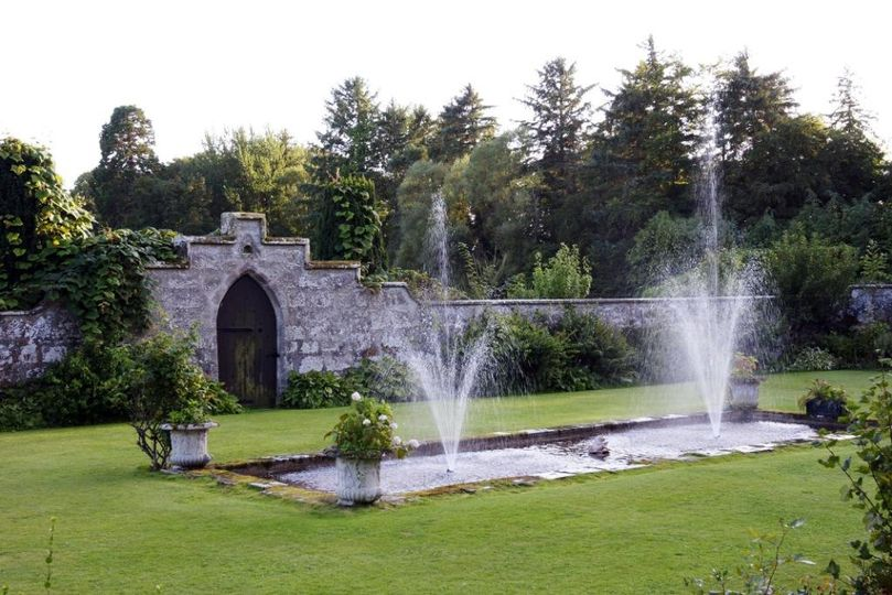 Innes gardens - fountains