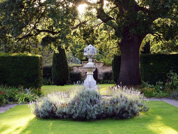 Innes gardens - sundial