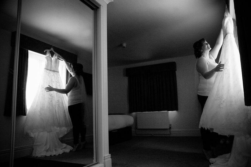 Nailcote Hall wedding