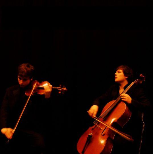 The Ashridge String Duo
