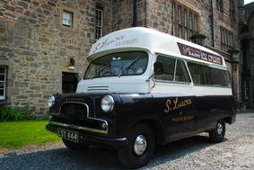 S.Luca Dairy Ice Cream Van