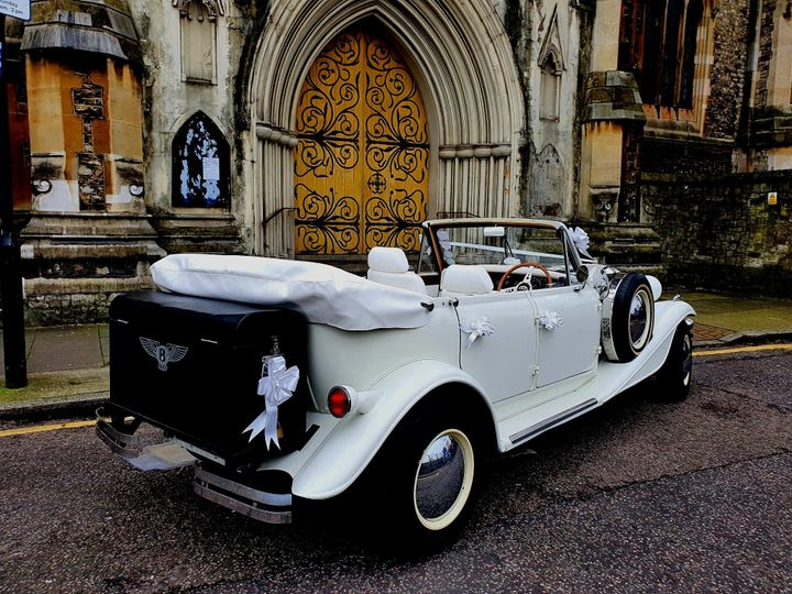 UK Wedding Cars