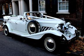 Magic London Tours wedding cars
