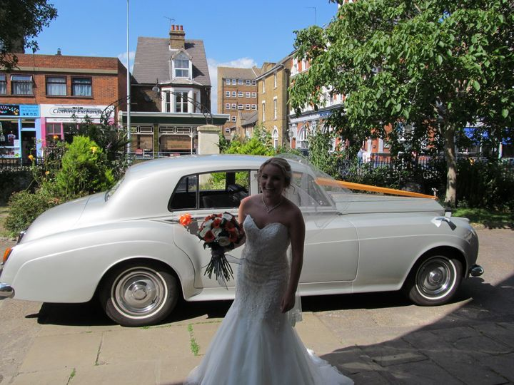 Choice Wedding Car Hire Kent From Choice Wedding Cars Photo 20