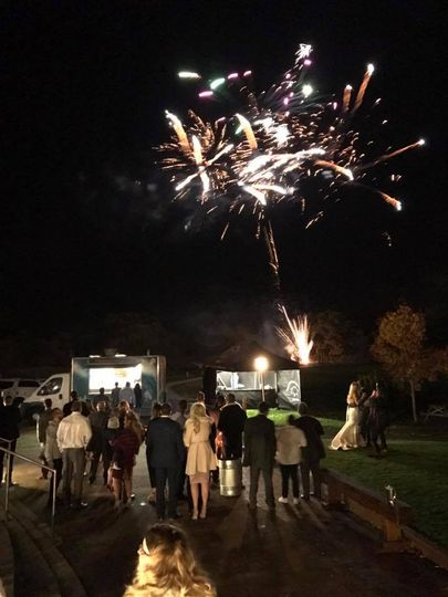Wootton Park Fireworks