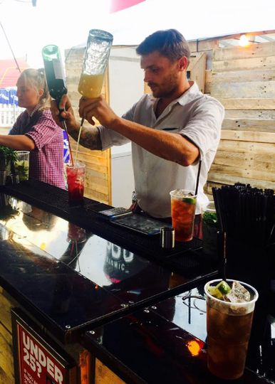 Bootleg Liquor- Bar Hire