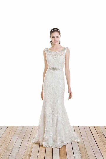 ece07f37b18 Lusan Mandongus size 14 from Cherished Bridal Boutique